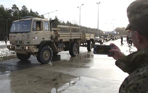 Kremlj: Slanje oklopne brigade SAD u Poljsku je pretnja