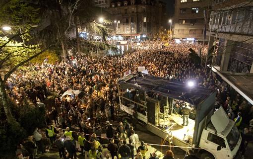 Vlast, građani i opozicija: Kako do političkog rešenja?