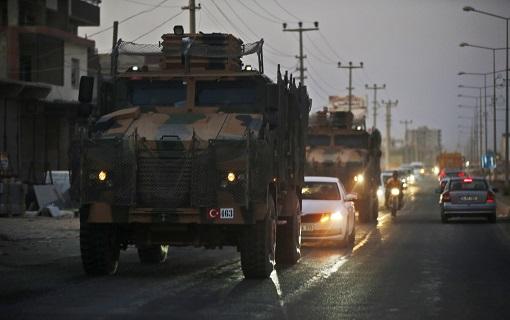 Turska objavila početak kopnene faze ofanzive na severoistok Sirije