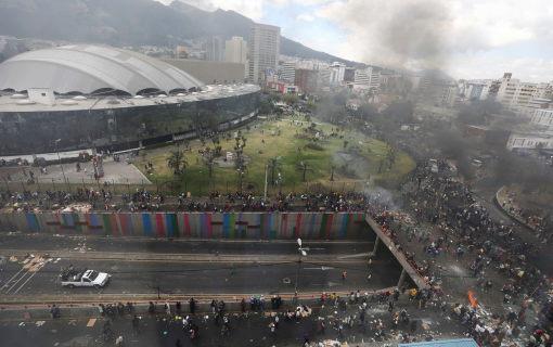 Glavni grad Ekvadora pod vojnom komandom, uveden policijski čas
