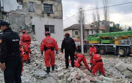 Albanski premijer zatražio međunarodnu pomoć za otklanjanje posledica zemljotresa