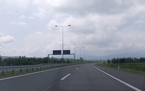 AMSS: Mokri putevi i smanjena vidljivost