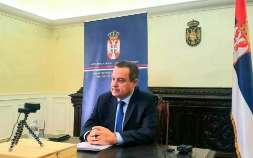 Ministri Srbije i Španije razgovarali o saradnji posle krize zbog pandemije