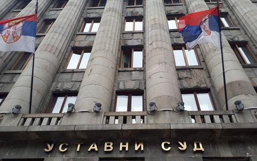 Ustavni sud: Vanredno stanje proglašeno u skladu sa Ustavom