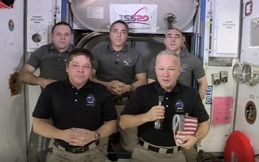 Američki astronauti poleteli ka Zemlji sa Međunarodne svemirske stanice