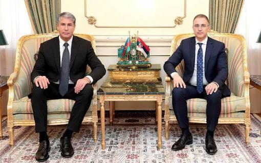 Stefanović u Azerbejdžanu o saradnji policija dve zemlje