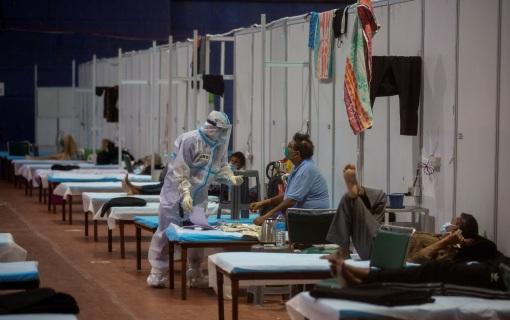 U Indiji više od 75.000 novozaraženih i 1.000 umrlih