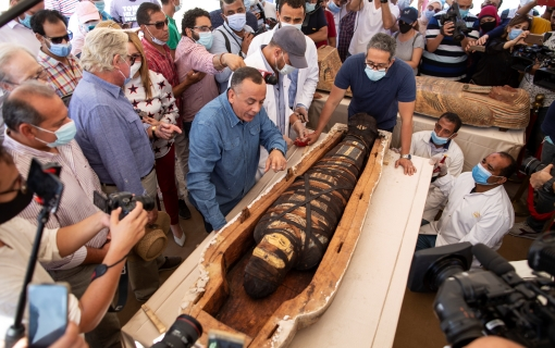 Egipat objavio otkriće 59 sarkofaga