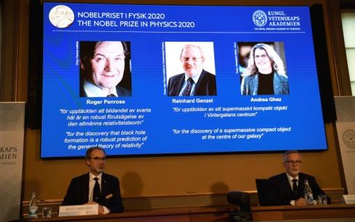 Nobelovu nagradu za fiziku dobili naučnici iz Britanije, Nemačke i SAD