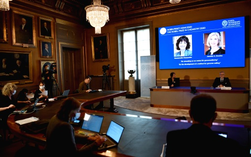 Nobelova nagrada za hemiju za razvoj metode modifikovanja genoma
