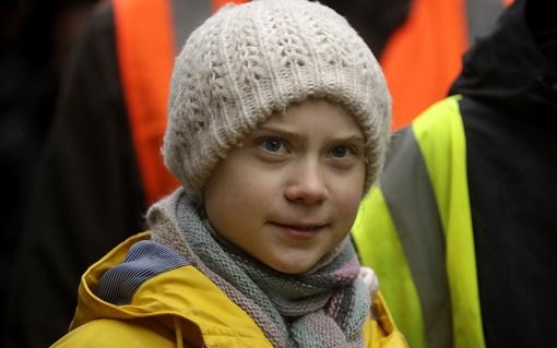 Greta Tunberg pozvala Amerikance da glasaju za Bajdena