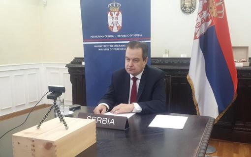Dačić pred SB UN: Priština obmanula i Srbiju i EU