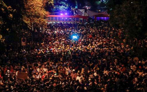 Vlada Tajlanda ukinula vanredno stanje u Bankoku da bi smirila proteste