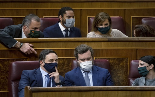 Španski parlament odbacio predlog ekstremne desnice o nepoverenju vladi