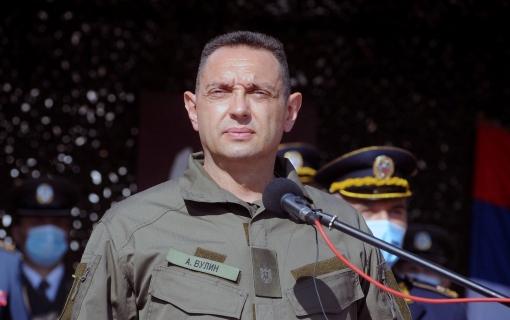 Vulin na promociji podoficira: Dok je Vučić vrhovni komandant Srbija će biti vojno neutralna