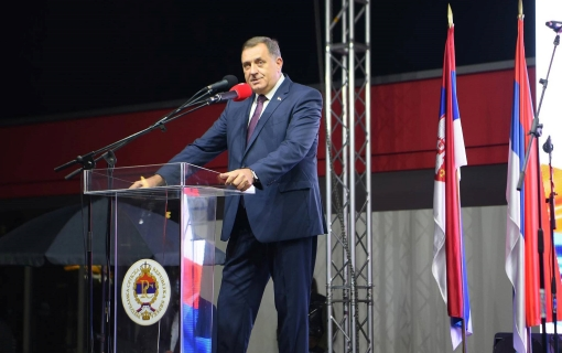 Dodik Bajdena nazvao srbomrscem, pozvao Srbe u SAD da glasaju za Trampa