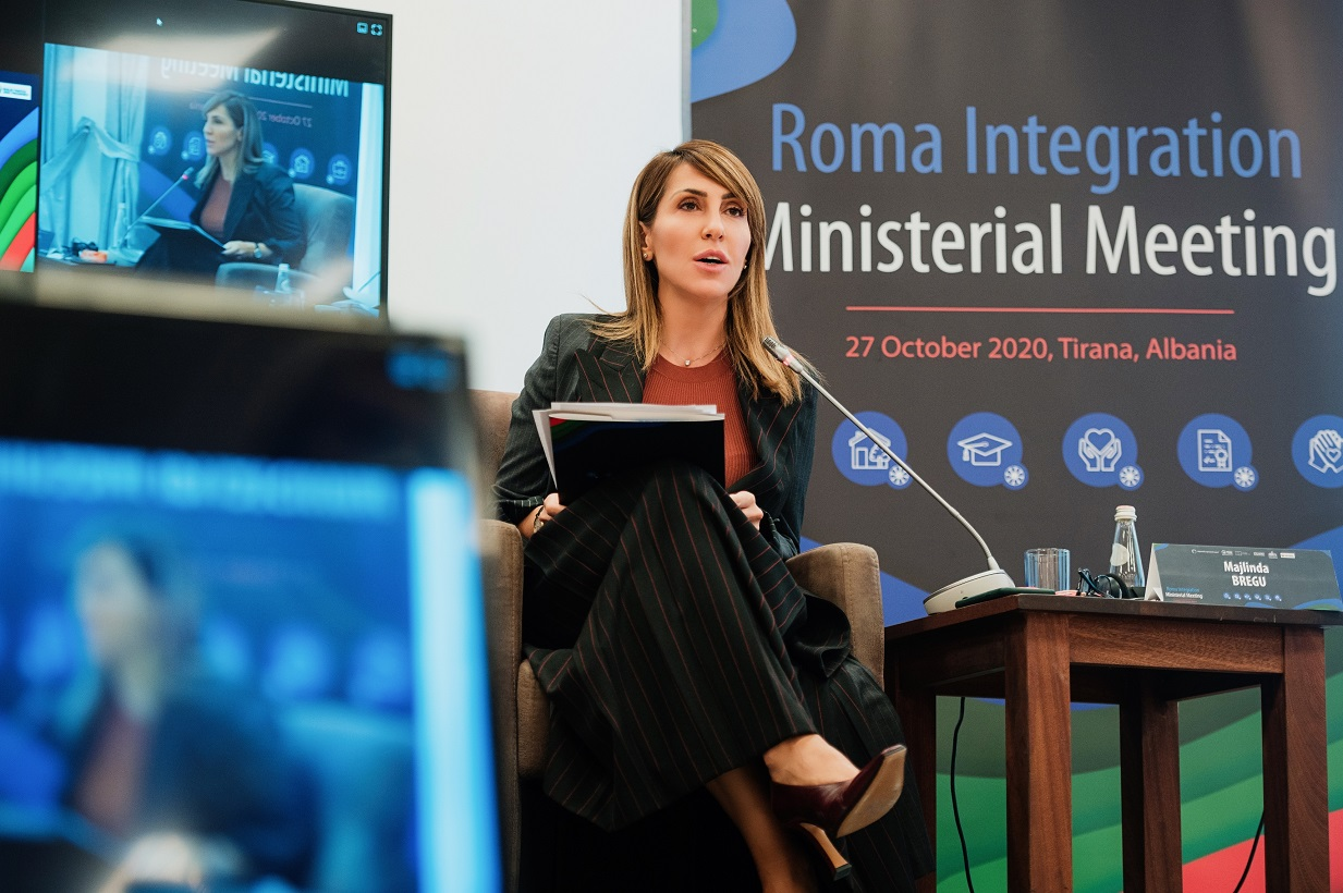 Ministerial Meeting on Roma Integration in Tirana
