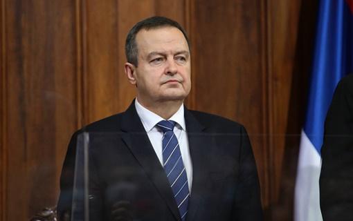 Dačić: SPS nije predstavnik Rusije u Srbiji