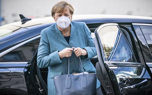 Merkel traži delimično zaključavanje zbog rekordnog broja obolelih