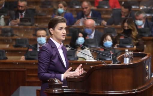 Brnabić: Nova vlada će biti proevropska, vlada političkog i ekonomskog kontinuiteta