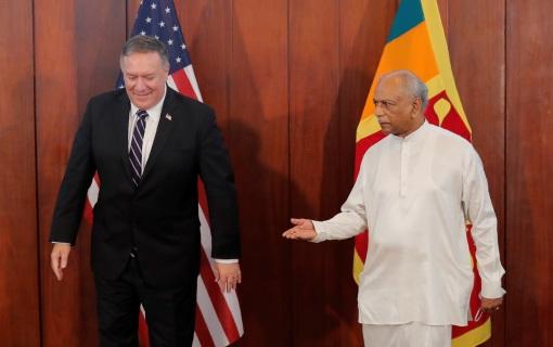 Pompeo u poseti Šri Lanki i Maldivima: Kina je predator, SAD dolaze kao prijatelj