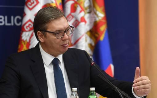 Vučić: Nema novih mera, ali ćemo striktno primenjivati postojeće