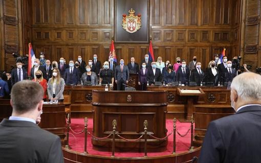 Glasovima 227 poslanika izabrana nova vlada Ane Brnabić