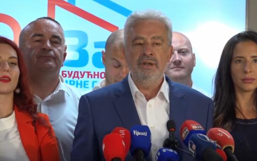 Krivokapić traži imena kandidata u roku od 24 sata