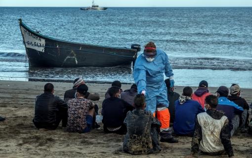 IOM: Najmanje 140 stradalo u potapanju broda s migrantima kod Senegala