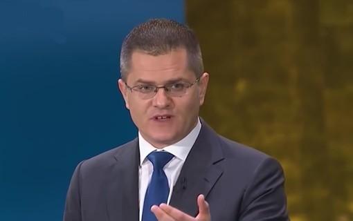 Jeremić: Članstvo u EU je važno pitanje, ali to nije ideologija