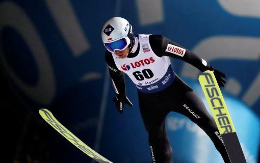 Stoh najbolji u kvalifikacijama ski skokova u Visli