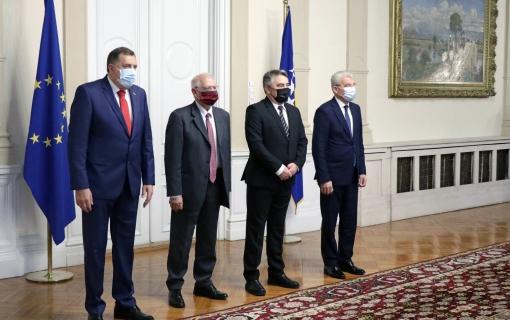 Dodik: Najveća vrednost Dejtonskog sporazuma to što u BiH nema sukoba