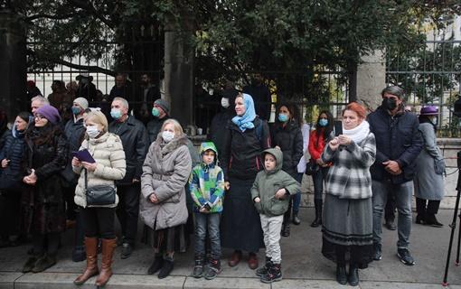 GDF: Sahrana patrijarha ogroman rizik za javno zdravlje