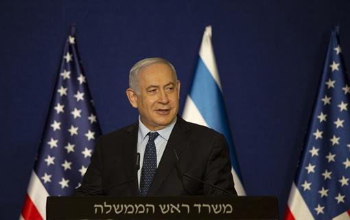 Hiljade Izraelaca protestovale protiv Netanjahua uprkos hladnom vremenu